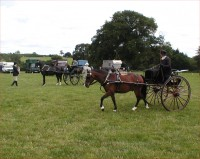 Highlight for Album: Private Driving At Burwarton Show - Aug 2005